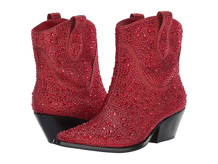 Jessica Simpson  Tamira 2 (Red) Womens Dress Boots