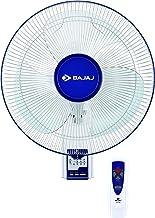 Bajaj Victor VW-R01 400mm Fan (White/Blue)