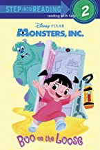 Boo on the Loose (Disney/Pixar Monsters, Inc.) (Step into Reading)