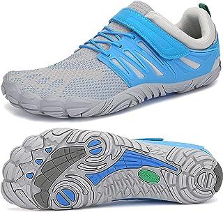Zapatos Descalzos para Hombre Mujer Respirable Secado Rápido Minimalistas Zapatillas de Trail Running Unisexo