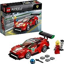 "LEGO Speed Champions Ferrari 488 GT3 ""Scuderia Corsa"" 75886 Building Kit (179 Pieces)"