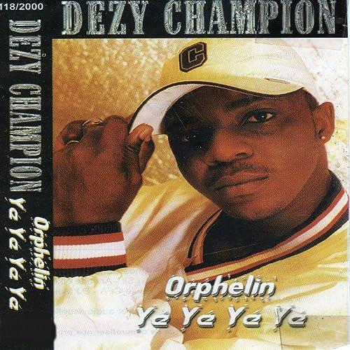 DEZY JALOUSIE TÉLÉCHARGER MP3 CHAMPION