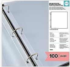 12x12 page protectors bulk