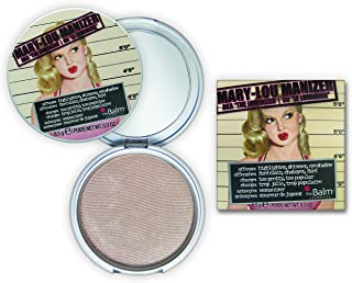 theBalm Mary-Lou Manizer Highlighter, Shadow and Shimmer - Brown, 8.5 g