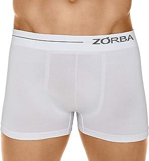 Cueca Boxer Microfibra Side, Zorba, Masculino
