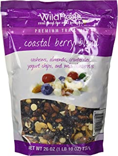 Wild Roots 100% Natural Trail Mix Coastal Berry Blend (26 Oz)