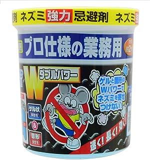 シマダ ネズミの強力忌避剤Wパワー ゲル350g