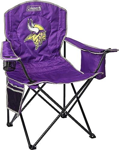 NFL Cooler Quad Chair, Minnesota Vikings
