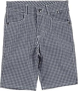 Petit Lem Little Boys ' Mr。ヒップスターPlaid Shorts (幼児/子供