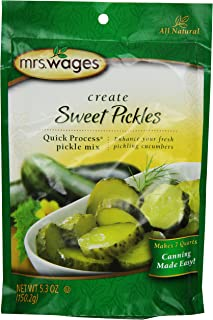 Best sweet pickle mix for canning Reviews