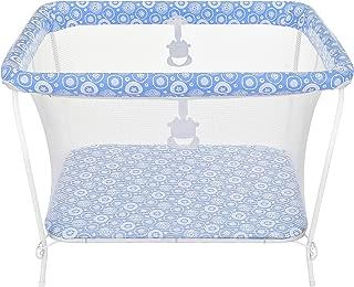 Cercado Para Bebe, Tutti Baby, Azul