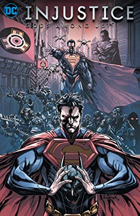 Injustice Gods Among Us Omnibus Vol. 1
