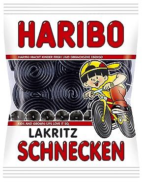 Haribo Lakritz Schnecken lista de películas
