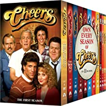 cheers dvd complete box set