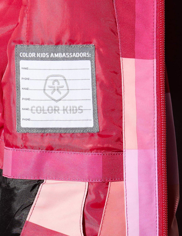 Color Kids M/ädchen Padded Skijacke Jacke