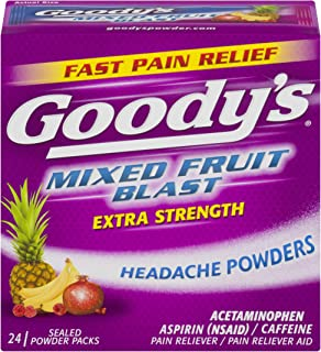 Best goody's headache powder Reviews