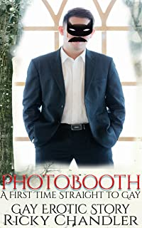 PhotoBooth – A First time Straight to Gay : Gay Erotic Story (LGBT Interracial Fantasy Book 1)