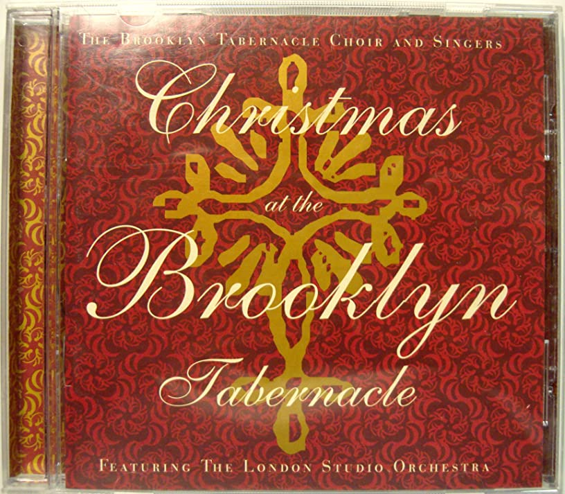Christmas At the Brooklyn Tabernacle Featuring the London Studio Orchestra