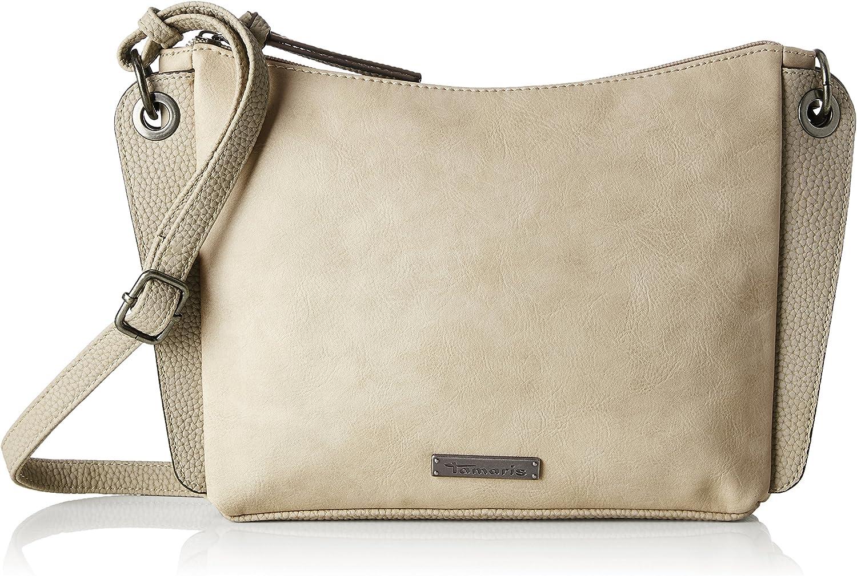 Tamaris Damen Giusy Crossbody Bag Umhängetasche, 19,5x7x24 cm B0767CCY66    Moderne und elegante Mode 89c649