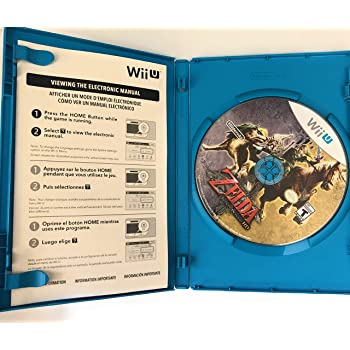 The Legend of Zelda: Twilight Princess HD (Game Only)