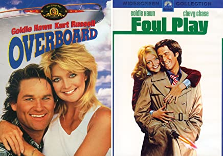 Goldie Hawn - Overboard -Foul Play Double Feature.