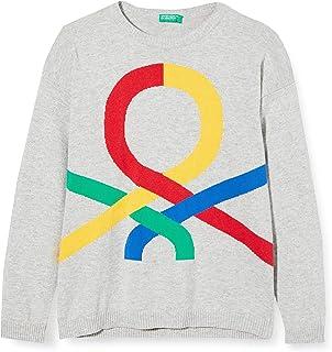 United Colors of Benetton Maglia G/C M/L Jersey para Niños
