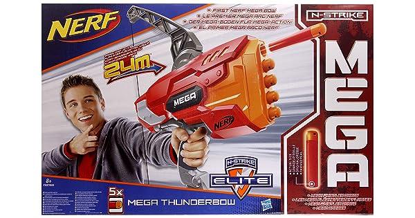 A8768 Nerf N-Strike Mega Thunderbow Blaster