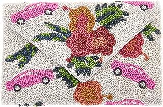 From St Xavier Women's Cuba Clutch, Multicolour, One Size