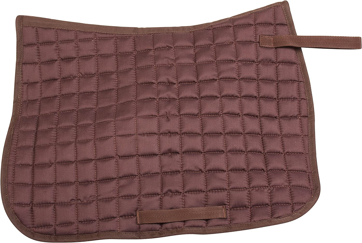 Max 57% OFF Acerugs Premium Brown Quilted Contoured price Jumping English Show All