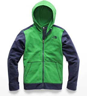 04878204346a12 The North Face Boys  Glacier Full Zip Hoodie (Little Big Kids)