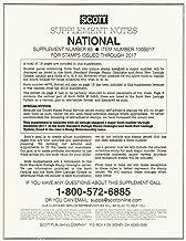 2017 Scott National Supplement number 85