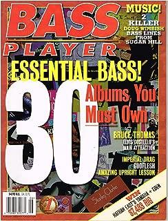 bruce thomas bass player