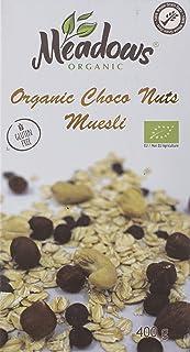 Meadows Organic Choco Nuts Muesli, 400 Gm - Multi Color