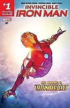 Invincible Iron Man (2016-2018) #1