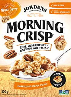 Jordan's Jordans Morning Crisp - Maple Pecan, 500g, 500 Grams