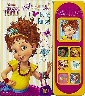 Disney Junior Fancy Nancy - Ooh La La! I Love Being Fancy! Little Sound Book - PI Kids