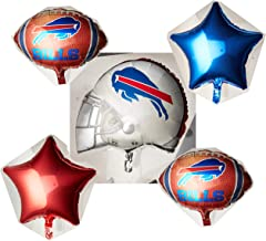 buffalo bills balloons
