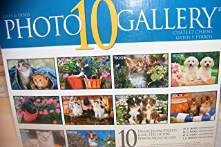 Photo 10 Gallery Cats & Dogs 5600 Total Pieces