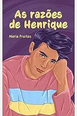 As razões de Henrique (Clichês em rosa, roxo e azul Livro 8) eBook Kindle