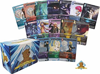 Golden Groundhog 500 Random Final Fantasy Trading Card Game Lot! Rares and Foils Included! Comes in Custom Box!