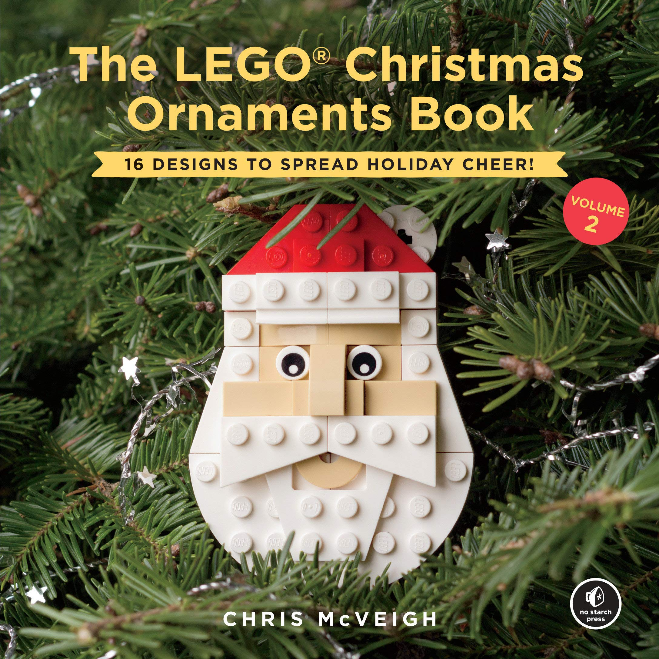 Download Lego Christmas Ornaments 2