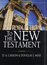 da carson new testament commentary survey