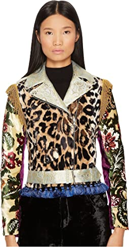 Jeremy Scott - Icon Moto Jacket