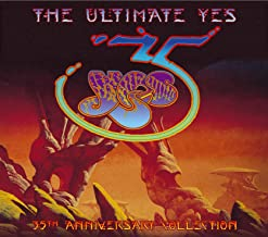 yes the ultimate yes 35th anniversary collection songs