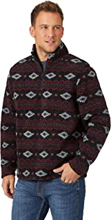 Men's 1/4 Zip Sherpa Pullover