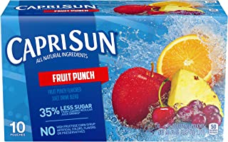 Best capri sun natural ingredients Reviews