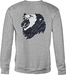 lion roar crewneck