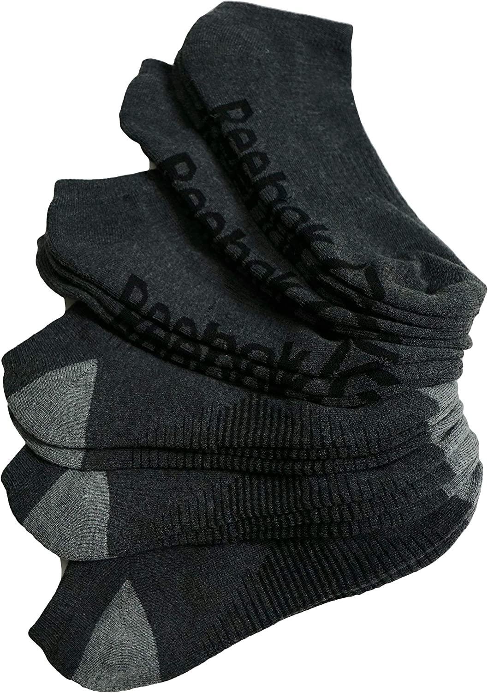 SALE 8PK REEBOK Low Cut Sport Performance Socks Running Crossfit VARIETY