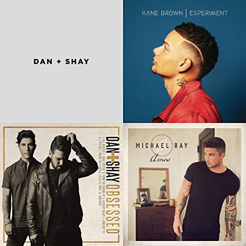 Dan + Shay + More By Rascal Flatts, Kane Brown, Michael