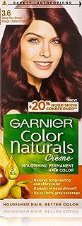 Garnier Color Naturals 3.6 deepred brown Haircolor
